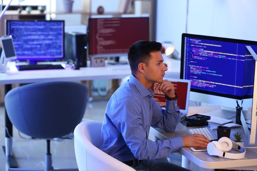 IT Professional Coding